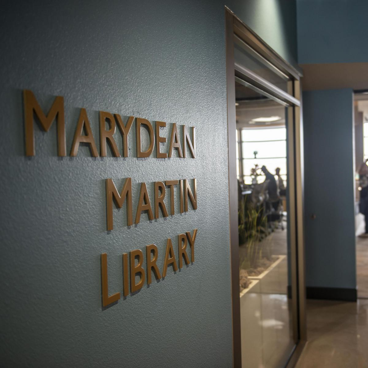 Photo of Nevada State College Marydean Martin Library