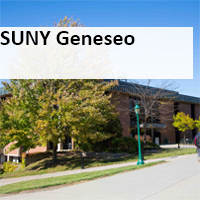 Link to SUNY Geneseo application