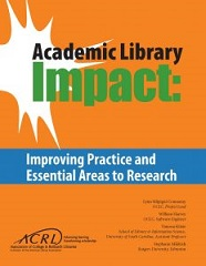 Academic Library Import report cover