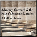 Advocacy, Outreach, & the Nation's Academic Libraries book