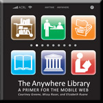The Anywhere Library book