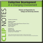 CLIP42: Collection Development in a Changing Environment ebook