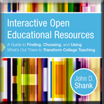 Interactive Open Educational Resources book