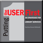 Putting the User First book