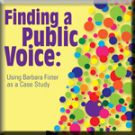 Finding a Public Voice book