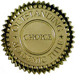 Choice's Outstanding Academic Title