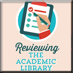 Reviewing the Academic Library book