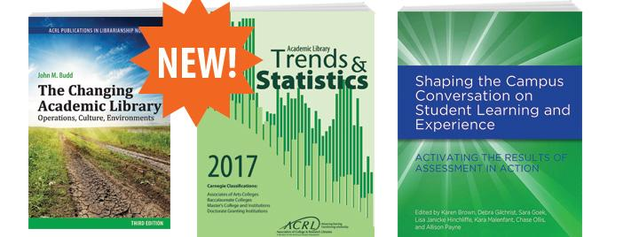 New publications from ACRL