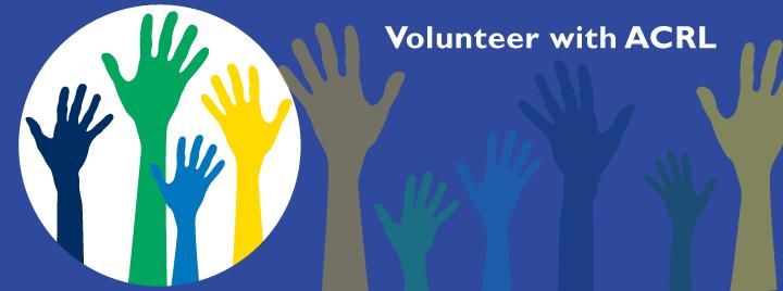 Volunteer with ACRL