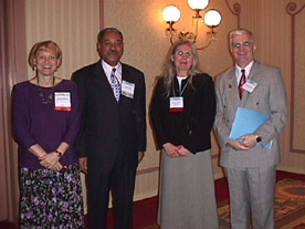 patricia herrling, tyrone cannon, peter watson-boone, maureen powless photo