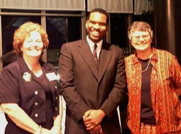 dr. bentley, mr. coleman, ms. downer photo