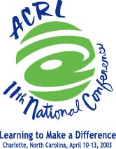 acrl national conference logo