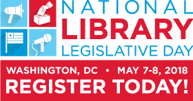 National Library Legislative Day, Washington, DC, May 7-8, 2018