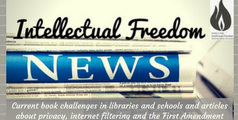 Subscribe to Intellectual Freedom News