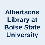 Albertsons Library at Boise State University