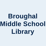 Broughal Middle School Library