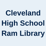 Cleveland High School Ram Library