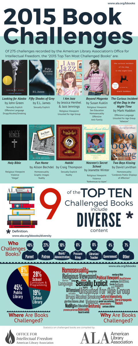 2015 book challenges infographic