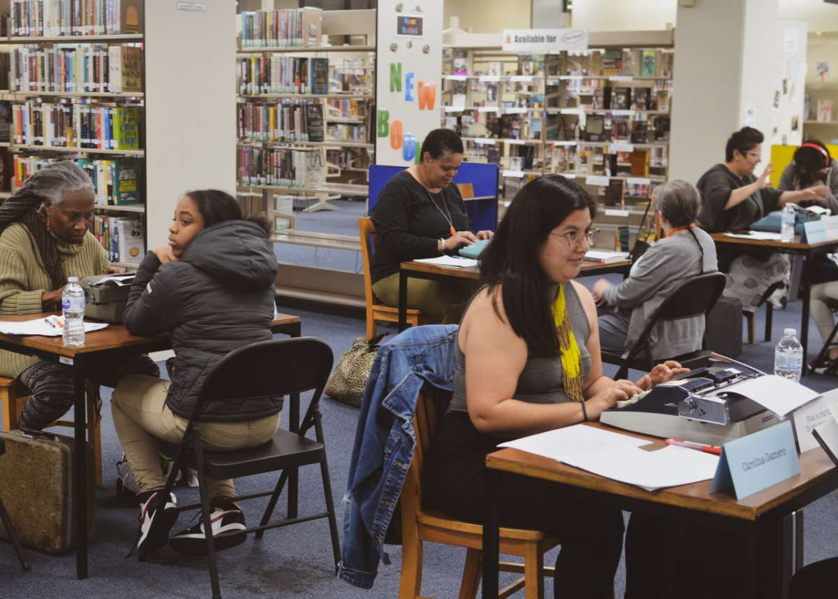Inglewood Library Poetry Event
