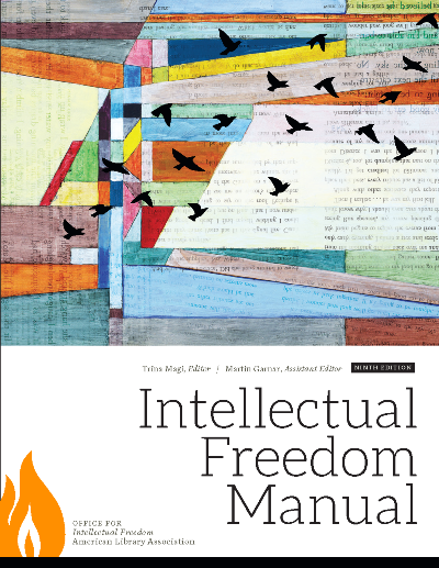 Intellectual Freedom Manual cover
