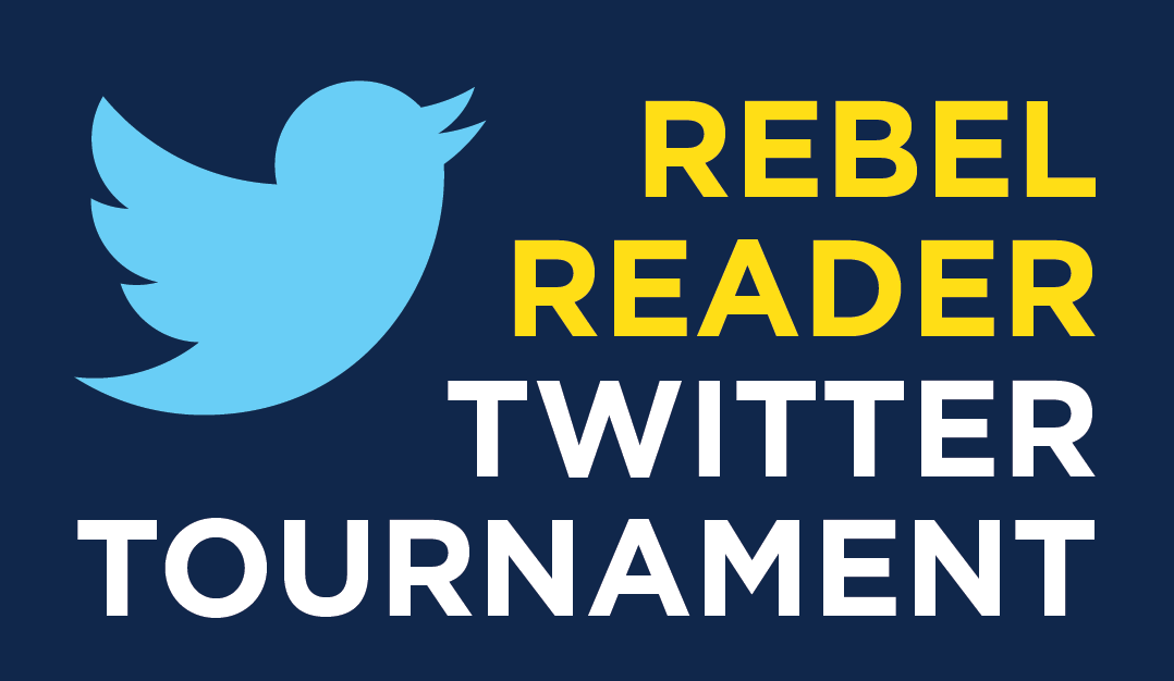 Rebel Reader Twitter Tournament