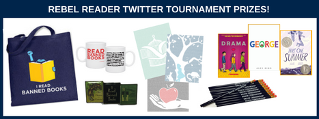 Rebel Reader Twitter Tournament Official ALA Banned Books Week