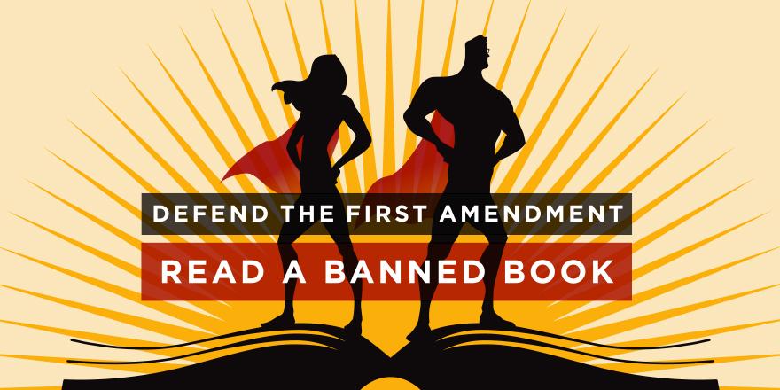 Banned Books Week 2016 Logo