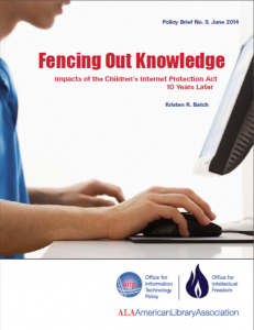 Fencing Out Knowledge report cover
