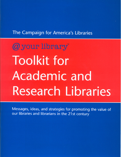 acrl at your library toolkit
