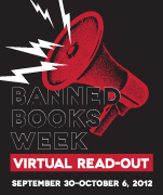 readoutbadge Banned Books Week, Sep 30 Oct 6