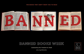 Banned Books Week Past and Present