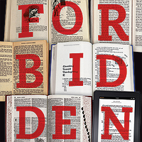 Forbidden Books badge
