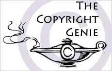 The Copyright Genie