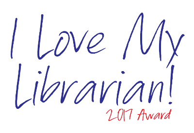 I Love My Librarian Award 2017