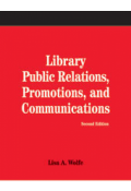 Library public relations promotions and communications