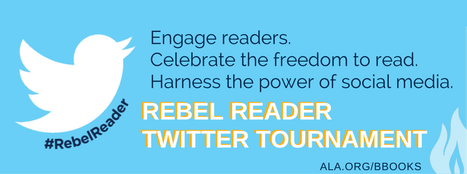 American Library Association Rebel Reader Twitter Tournament