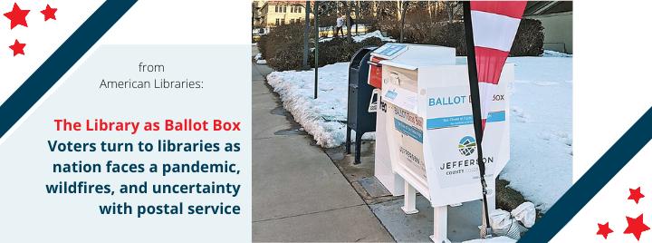 The Library As Ballot Box