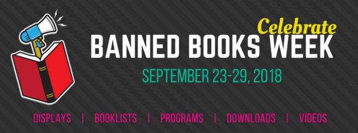 Celebrate Banned Books Week