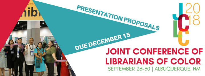 """The 2018 JCLC Steering Committee invites you to submit a proposal for presentation at the conference focusing on the theme """"Gathering all Peoples: Embracing Culture & Community"""" by December 15"""