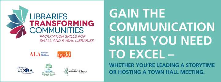 Libraries Transform Communities grant