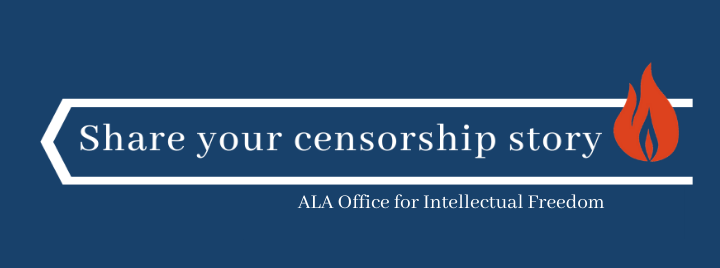 Share Your Censorship Story