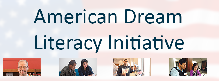 ALA, American Dream, American Dream Literacy Initiative, adult literacy, Dollar General Literacy Foundation