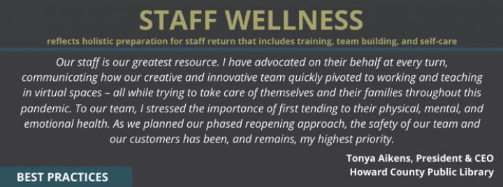 Best Practice_Staff Wellness