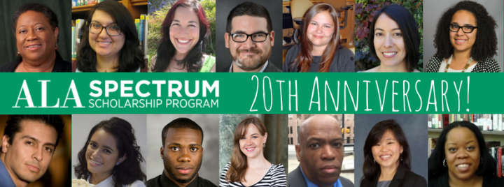 Learn more about Spectrum's 20th Anniversary