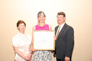 cathy martyniak, presidential citation recipient