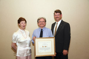 david miller, presidential citation recipient
