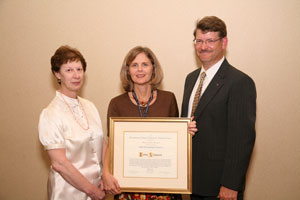 betsy simpson, presidential citation recipient