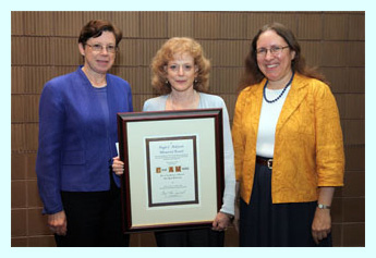 2011 hugh atkinson memorial award photo