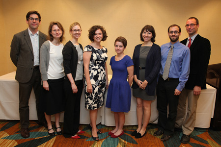 IMLS Fellows for 2012
