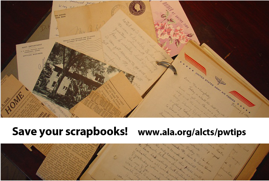 letters, news clippings, and photographs
